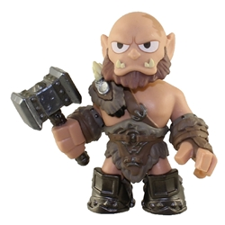 Warcraft 3 inch Figure - Orgrim Dommhammer Funko, Warcraft, Action Figures, 2016, fantasy, video game