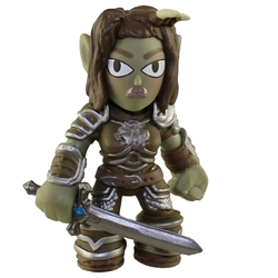 Warcraft 3 inch Figure - Garona Armored Funko, Warcraft, Action Figures, 2016, fantasy, video game