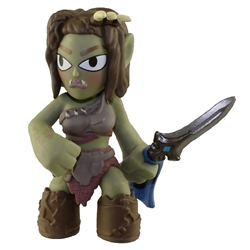Warcraft 3 inch Figure - Garona Funko, Warcraft, Action Figures, 2016, fantasy, video game
