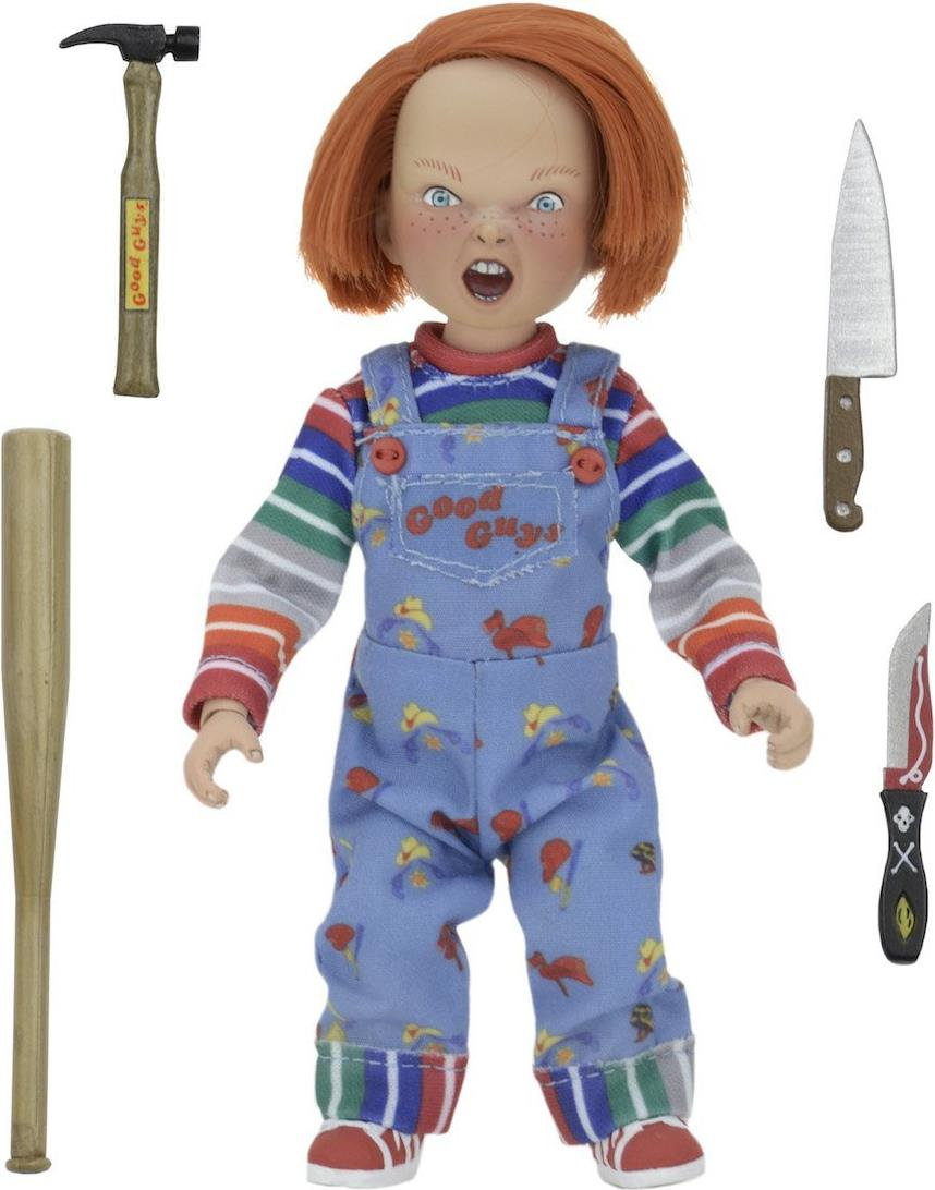 NECA Childs Play 6 inch Figure - Chucky NECA, Child`s Play, Action Figures, 2017