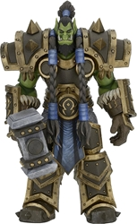NECA Heroes of the Storm 7 inch Figure - Thrall NECA, Heroes of the Storm, Action Figures, 2017, scifi, video game