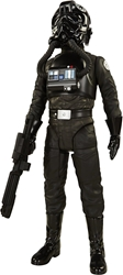 Jakks 2016 Star Wars 18 inch Figure - TIE Fighter Pilot Jakks, Star Wars, Action Figures, 2016, scifi, movie