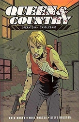 Oni Press 2005 Queen & Country 144 pages Operation: Saddlebags Trade Oni Press, Queen & Country, Comic Books, 2005