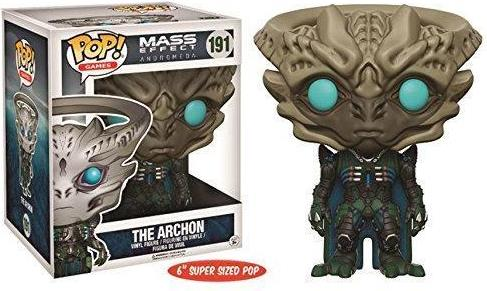 FunKo POP! 2017 Mass Effect 6 inch Bobble-Heads - The Archon FunKo POP!, Mass Effect, Bobble-Heads, 2017