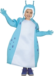 Beat Bugs Toddler Costume 2T/3T - Walter the Blue Slug Creations Pty, Beat Bugs, Cosplay, 2017