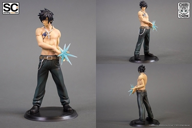 Tsume 2017 Fairy Tail 6 inch Figure - Grey Fullbuster Tsume, Fairy Tail, Action Figures, 2017, anime