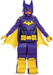 Lego Costume - Batgirl Size S/P (4-6X) Disguise, Lego, Cosplay, 2017, kidfare, movie