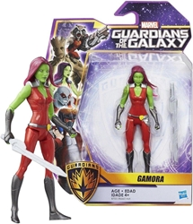 Hasbro 2017 Guardians of the Galaxy 5 inch Figure - Gamora Hasbro, Guardians of the Galaxy, Action Figures, 2017, scifi, movie