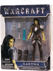 Jakks Pacific 2016 Warcraft 6 inch Figure - Garona Jakks Pacific, Warcraft, Action Figures, 2016, fantasy, video game
