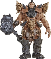 Jakks Pacific 2016 Warcraft 6 inch Figure - Blackhand Jakks Pacific, Warcraft, Action Figures, 2016, fantasy, video game