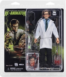 NECA Re-Animator 8 inch clothed Figure - Herbert West NECA, Re-Animator, Action Figures, 2018