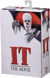NECA IT 7 inch Figure - Ultimate Pennywise (1990) NECA, IT, Action Figures, 2018