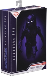 NECA Predator 8 inch Figure - Ultimate Fugitive Predator NECA, Predator, Action Figures, 2018, scifi, movie
