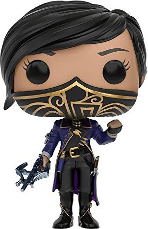 Funko POP! Dishonored 4 inch Figure - 121 Emily Funko, Dishonored, Action Figures, 2018