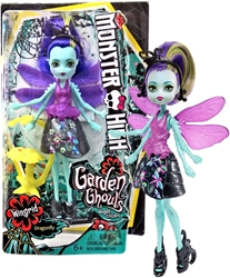 Mattel Monster High 5.5 inch Dolls - Garden Ghouls Wingrid  Mattel, Monster High, Dolls, 2016, teen, fashion, movie