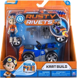 Spin Master Rusty Rivets Set - Kart Build Spin Master, Rusty Rivets, Action Figures, 2018