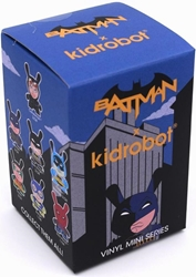Kidrobot Batman Blind Box Vinyl Series 3 inch Figure Kidrobot, Batman, Action Figures, 2017, superhero, comic book