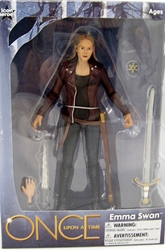 Icon Heroes Once Upon A Time 6 inch Figure - Emma Swan Icon Heroes, Once Upon A Time, Action Figures, 2018
