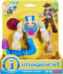 Fisher-Price Imaginext 5 inch Figure - Treasure Hunter Adventure: Serpent Striker Fisher-Price, Imaginext, Action Figures, 2016, adventure