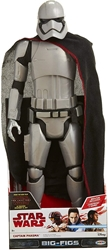 Star Wars 20 inch Figure - Big Figs Captain Phasma Jakks, Star Wars, Action Figures, 2017, scifi, movie
