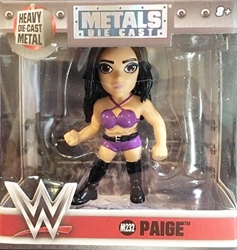 Jada Toys WWE 2.5 inch Figure - Metals Paige M232 Jada Toys, WWE, Action Figures, 2017, wrestling, tv show