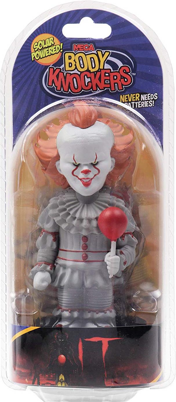 NECA IT Body Knocker - Pennywise (2017) NECA, IT, Bobble-Heads, 2018