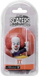 NECA IT 2 inch Scaler - Pennywise (1990) NECA, IT, Action Figures, 2018
