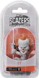 NECA IT 2 inch Scaler - Pennywise (2017) NECA, IT, Action Figures, 2018