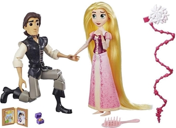 Disney Tangled Royal Proposal 2-pack of 8 inch Figures Hasbro, Disney Tangled, Action Figures, 2016