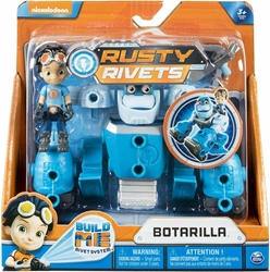 Spin Master Rusty Rivets 3.3 inch Figure - Rusty & Botarilla Spin Master, Rusty Rivets, Action Figures, 2018