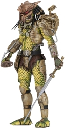NECA Predator 8 inch Figure - Elder: the Golden Angel Ultimate Edition NECA, Predator, Action Figures, 2019, scifi, movie