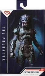 NECA Predator 8 inch Figure - Ultimate Emissary Predator I NECA, Predator, Action Figures, 2019, scifi, movie