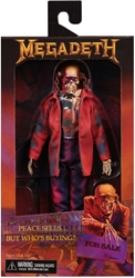 NECA Megadeth 8 inch Clothed Figure - Peace Sells... Who`s Buying  NECA, Megadeth, Action Figures, 2019, rock, rock