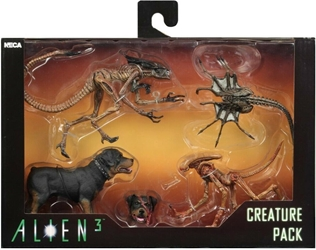 NECA Alien 3  Creature 4-Pack NECA, Alien 3, Action Figures, 2019