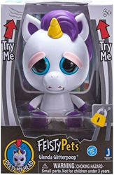 Jazwares Feisty Pets 4 inch Figure - Glenda Glitterpoop Jazwares, Feisty Pets, Action Figures, 2018