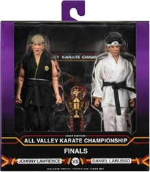 NECA The Karate Kid 8 inch Figure - All Valley Karate Championship Finals 2-pack NECA, The Karate Kid, Action Figures, 2019