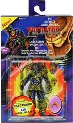 NECA Predator 8 inch Figure - Lasershot Predator NECA, Predator, Action Figures, 2019, scifi, movie