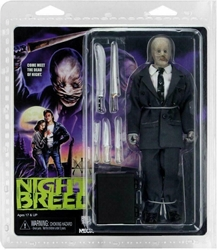 NECA Nightbreed 8 inch Clothed Figure - Decker NECA, Nightbreed, Action Figures, 2019