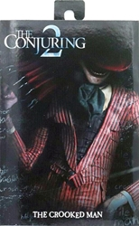 NECA The Conjuring 8 inch Figure - Ultimate Crooked Man  NECA, The Conjuring 2, Action Figures, 2019