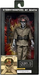NECA S.OD. 8 inch Clothed Figure - Sgt D NECA, S.OD., Action Figures, 2020