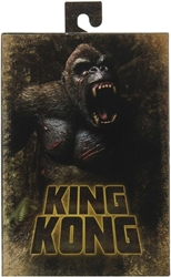 NECA King Kong 8 inch Figure NECA, King Kong, Action Figures, 2020