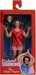 Neca Richard Simmons 8 inch Figure - Clothed Richard Simmons Neca, Richard Simmons, Action Figures, 2021