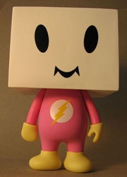 Gum To-Fu Flash 8 inch vinyl figure China, To-Fu, Action Figures, 2008, vinyl, japan