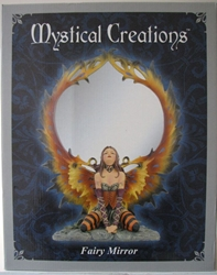 Mystical Creations Fairy Mirror - Nice! Mystical Creations, Fairies, Statues, 2008, fantasy