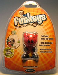 Funkeys Deuce (red devil) 2.5 inch fig