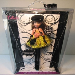 Bratz Collector Series Porcelain Anyssa - with Crystall MGA, Bratz, Dolls, 2008, fashion, toy