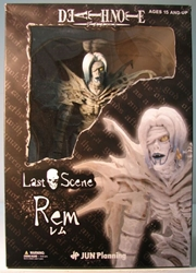 Death Note Last Scene Rem 8 inch figure China, Death Note, Anime Figures, 2009, anime, japan