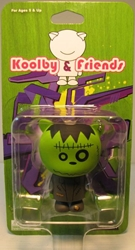 Koolby and Friends - Series 1 - (Franken-koolby) Bigatron, Koolby and Friends, Action Figures, 2008, animated, art