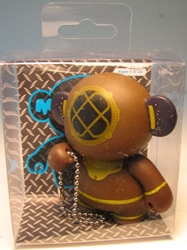 Monskey - Series 2.5 - Jauqua (in deep dive suit) Bigatron, Monskey, Action Figures, 2008, animated, art