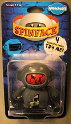Monskey - Spinface Series1 - Toob (TV-face) Bigatron, Monskey, Action Figures, 2008, animated, art